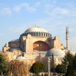 https://www.researchgate.net/profile/Mario_Baghos/publication/326146900/figure/fig2/AS:644219458830338@1530605296227/Justinians-Hagia-Sophia-turned-into-a-mosque-hence-the-minarets-after-the-conquest-of.png